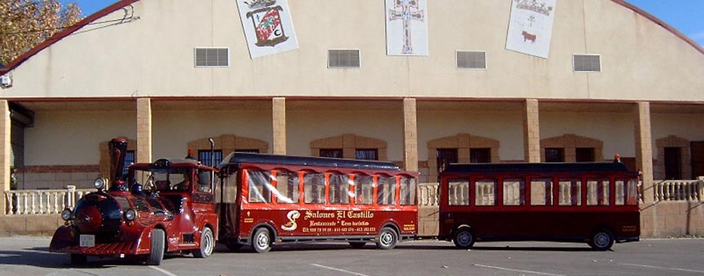 Tren Turístico de Salones Castillo